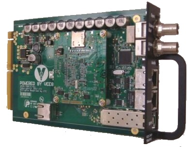 H.264/MPEG-4/MPEG-2/JPEG Video Encoder Product Image
